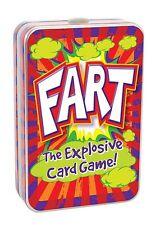 El juego de tarjeta explosiva Adulto flatulentos Divertido Novedad Regalo Presente Santa Secreto