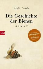 Die Geschichte der Bienen: Roman von Lunde, Maja | Buch | gebraucht