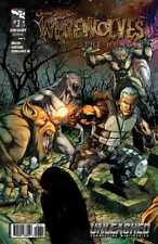 GRIMM FAIRY TALES Werewolves #1 Cover A Anthony Spay Unleashed The Hunger