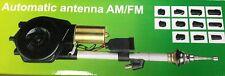 Antenna TELESCOPICA AUTO ANTENNA ANTENNA MOTORE ELETTRICO AUDI VW DACIA BMW FORD/a1