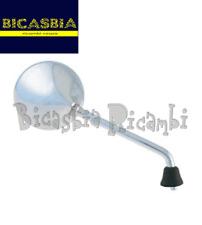 3309 - SPECCHIO SINISTRO CROMATO VESPA LX 50 125 150 2010-2013 2T 4T