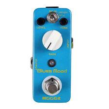 Mooer Micro Series Blues Mood - Blues Drive Effects Pedal