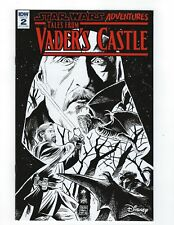 STAR WARS TALES FROM DARTH VADER'S CASTLE # 2 IDW NM 1:10 Cover