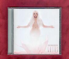 Christina Aguilera - Lotus 2012 CD 13 Tracks VG