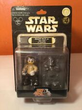 Star Wars Disney Star Tours Donald Duck As Han Solo In Carbonite Action Figure