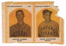 1946 Cuban Propagandas Montiel Los Reyes Del Deporte Sheet Havana Rodriguez HOF