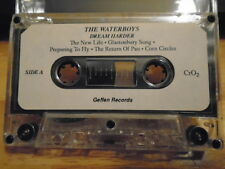 RARE ADV PROMO The Waterboys CASSETTE TAPE rock Dream Harder AUTOLUX Jules Shear