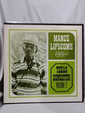 Mance Lipscomb: Texas Songster Volume 2 Arhoolie F1032 1964 EX Alt Label