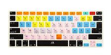 Avid Pro Tools Shortcut keys Keyboard Cover Skin For Macbook Pro Air 13 15