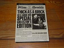 JETHRO TULL - THICK AS A BRICK (40TH ANNIVERSARY) / CD & DVD-BOX 2012 (MINT-)