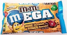 NEW Sealed MEGA Peanut M&M's 10.20 oz Bag FREE WORLDWIDE SHIPPING IN A BOX