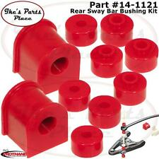 Prothane 14-1121 Rear 17mm Sway Bar&End Link Bushings for 89-94 Nissan 240sx-S14