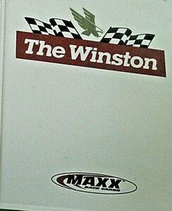 RARE 20TH ANNIVERSARY MAXX RACE CARDS WINSTON RACING CASE LOT 52 VINTAGE NASCAR