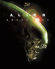 Alien Anthology - 6 Disc Blu-Ray Boxset - Region Free - Ridley Scott