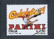 Panini Sticker Fußball Euro 2008 Nr. 1 Panini Logo Calciatori Stamp Glitzerbild