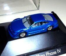 car 1/87 HERPA 101035 OPEL CALIBRA PHASE IV 1996 MET BLUE -ver/see- NEW