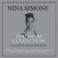 NINA SIMONE - PLATINUM COLLECTION  3 CD NEU