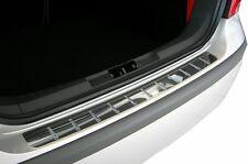 Protection Pare-Chocs Acier Inoxydable avec Beader pour Audi A6 avant 2004-2011