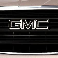 2018-2019 GMC TERRAIN FRONT & REAR GMC EMBLEM IN BLACK 84416280
