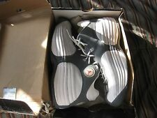 2002 AIR JORDAN JUMPMAN TEAM ONE SIZE 10 White/Cool Grey 136003 104