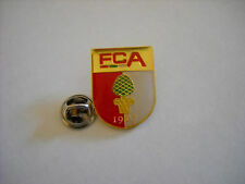 b1 AUGSBURG FC club spilla football calcio‎ fussball pins badge germania germany
