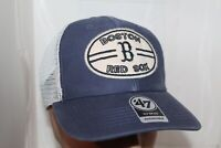 Boston Red Sox MLB '47 MVP Hudson Patch Trucker Snapback,Cap,Hat  $ 29.99
