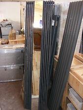 HUDSON REED KEIDA ANTHRACITE Single Panel Mirrored DESIGNER Radiator ref HLA33-B