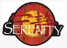 Serenity - Rücken Aufnäher 27cm - Firefly Movie Uniform Patch  - neu