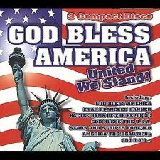 God Bless America [St. Clair] by Various Artists (CD, Jan-2002, 3 Discs, St. ...