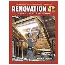 RENOVATION - LITCHFIELD, MICHAEL W./ HARLEY, CHIP (EDT) - NEW HARDCOVER BOOK