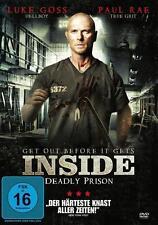 Inside - Deadly Prison (2014) DVD NEU & OVP