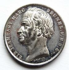 SIR ISAMBART KINGDOM BRUNEL OPENING OF THE THAMES TUNNEL 1843 WONDERFUL MEDAL