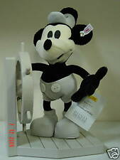 Steiff - Steamboat Willie - #651472 - LE - Disney Showcase Collection