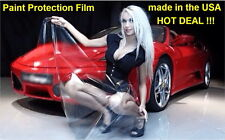 "Car Paint Protection Film Hood 48""X 60"" Vinyl Clear Bra ORACAL made in USA. SALE"