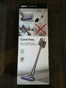Brand New Dyson V8 Animal Cord-Free Stick Vacuum - Iron