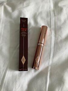 BNIB Charlotte Tilbury Hollywood Lips Matte Liquid Lipstick - Charlotte Darling