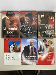 Mills And Boon Book Bundle Some Are 3 Books In 1