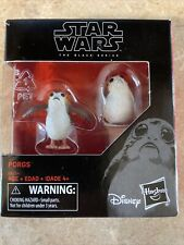 Star Wars The Black Series Porgs Small Porg Action Figure New