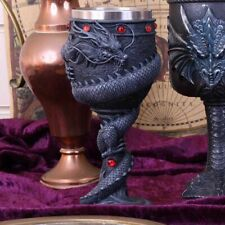 DRAGON REMAINS GOBLET 19cm Nemesis Now Gothic Wine Game Of Thrones BNIB Free P+P