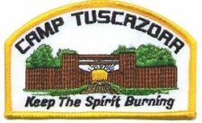 CAMP TUSCAZOAR PATCH