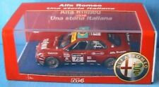 ALFA ROMEO 156 GTA WINNER WTCC 2006 FARFUS M4 1/43 RED ROSSO ROUGE ROT