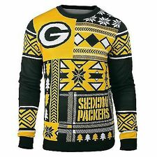 brand new dd6e5 4b47a Forever Collectibles Seattle Seahawks NFL Sweaters for sale ...