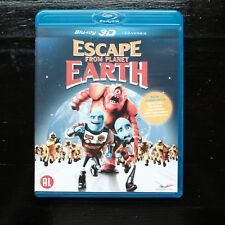 ESCAPE FROM PLANET EARTH - 3D BLU-RAY + 2D BLU-RAY (ON 1 DVD)