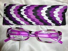 Reading Glasses -Scales Purple 1.25 (0/)