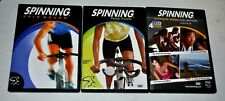SPINNING-Ultimate Rides COLLECTION VOL 2, Spin & Burn, Peddle Power-BIKE