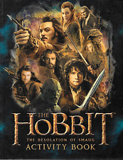 The Hobbit Desolation of Smaug Activity Book Unused Paperback 2013