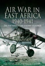 Air War in East Africa 1940-41 by Jon Sutherland, Diane Canwell (Hardback, 2009)