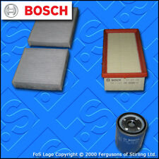 SERVICE KIT for CITROEN C3 II 1.0 1.2 VTI BOSCH OIL AIR CABIN FILTER (2012-2016)