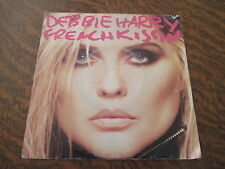 45 tours DEBBIE HARRY french kissin' in