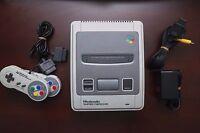 Nintendo Super Famicom console v-good condition Japan SFC system US Seller